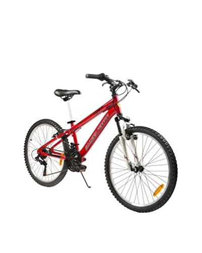 SCUDERIA FERRARI Bicicleta Mtb Pro 20 6 Speed Rojo