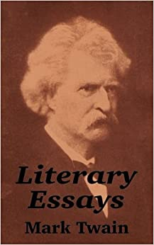 Literary analysis paper mark twain