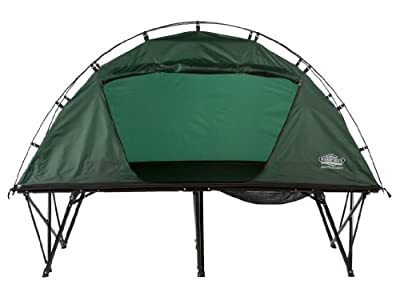 Kamp-Rite OCTC443 Compact Extra-Large Tent Cot, 44x10x10-Inch