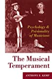 img - for The Musical Temperament: Psychology and Personality of Musicians book / textbook / text book