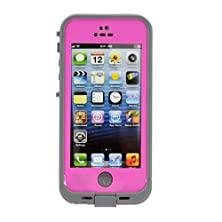 buy Favolcano® Redpepper Touch Id Waterproof Protection Case Cover For Iphone 5S (Pink)