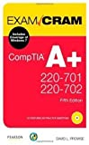 img - for CompTIA A+ 220-701 and 220-702 Exam Cram (Exam Cram (Pearson)) by Prowse, David L. [20 January 2011] book / textbook / text book