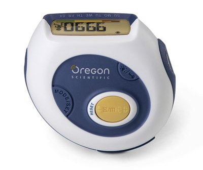 Top Quality By OREGON SCIENTIFIC INC Pedometer Pe826 W/Pulse Meter-Life