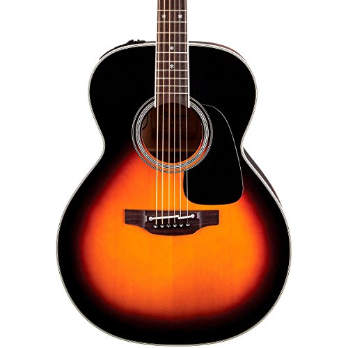 Takamine Pro Series 6 Nex Body Acoustic Electric Guitar With Case