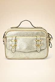 Limited Collection Metallic Tribal Camera Bag [T83-6375L-S]