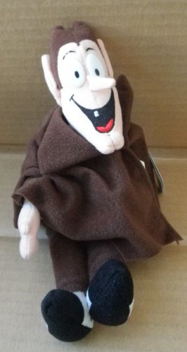 Breakfast Babies Count Chocula Stuffed Animal Plush Toy - 9 inches tall - 1