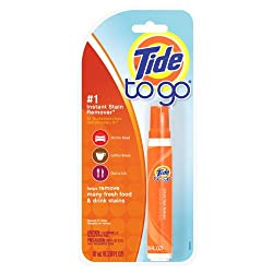 Tide To Go Instant Stain Remover Liquid (Pack of 6)