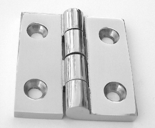 Marine Grade Heavy Duty Stainless steel butt hinge 1.5