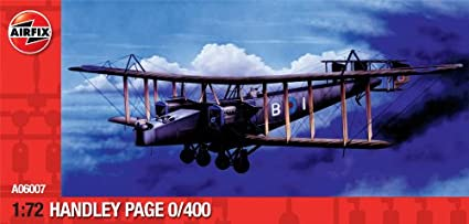Airfix - A06007 - Maquette - Handley Page 0/400