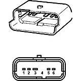 Air Mass Sensor CI for CITROEN C5 (DC_) 2001/3-2004/8 2.0 HDi (DCRHYB) Diesel Hatchback
