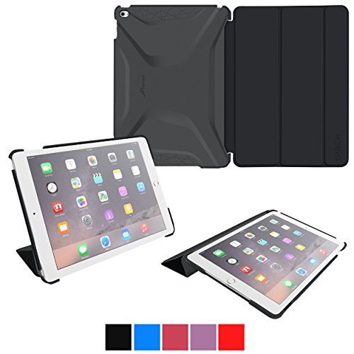 Buy Bargain iPad Air 2 Case - roocase Optigon 3D iPad Air 2 2014 Slim Shell Case Smart Cover - with ...
