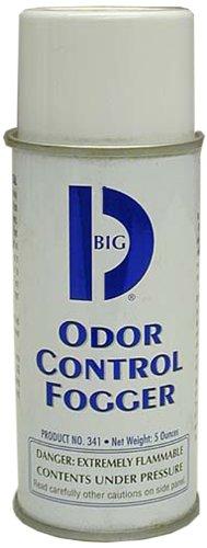 Big D Bgd 341 5 Oz Odor Control Fogger Aerosol Case Of 12 752132003410