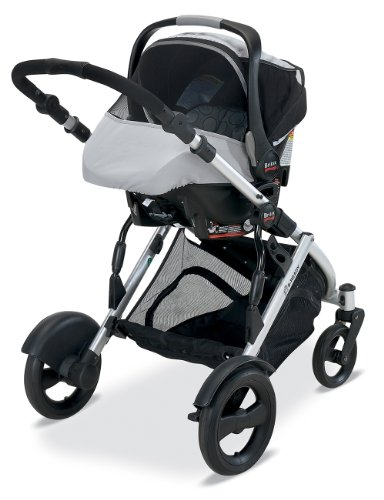 Britax Infant Car Seat Sun and Bug Cover - 1