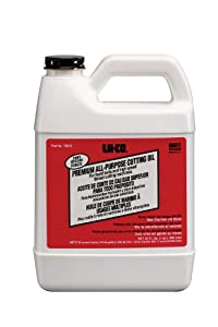 LA-CO Premium All Purpose Thread Cutting Oil, 1 gal
