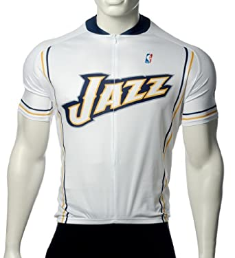 NBA Utah Jazz Mens Cycling Jersey by VOmax