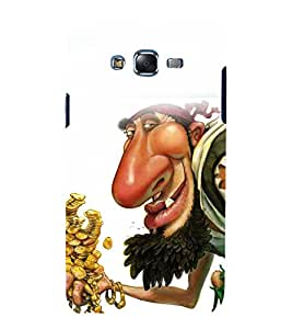 printtech Pirate Coin Back Case Cover for Samsung Galaxy Core 2 G355H