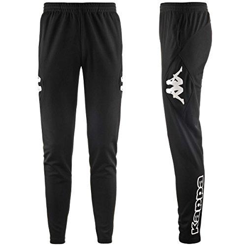 pantalons-kappa4soccer-viello-black-m