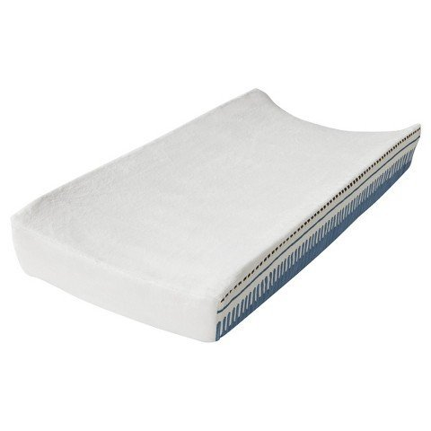 Mudhut Xavier Changing Pad Cover - 1