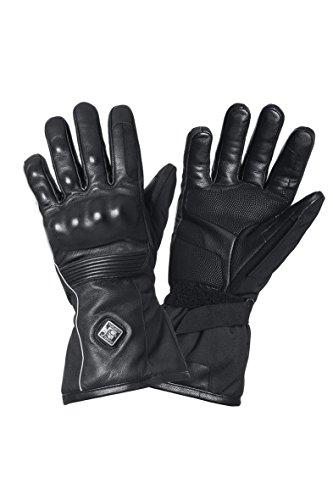 Tucano Urbano 9932UN4 Fleecekragen - Doppelfleecekragen  Handschuhe, Schwarz, Größe M
