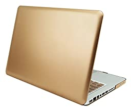 Techno Earth Rubberized Hard Case Cover for Macbook Pro 15.4\
