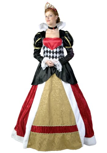 Halloween 2017 Disney Costumes Plus Size & Standard Women's Costume Characters - Women's Costume CharactersPlus Size Elite Queen of Hearts Costume