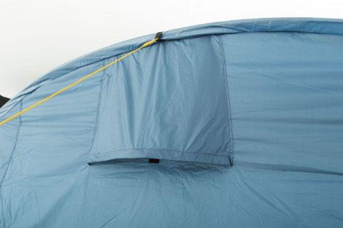 CampFeuer – Tunnelzelt mit versetzbarer Wand - 7