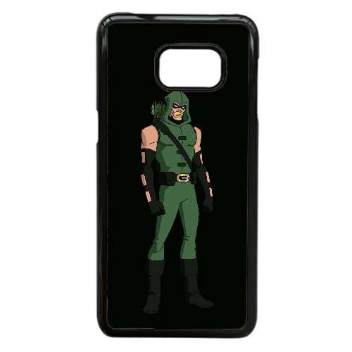 Custom personalized Case-Samsung Galaxy Note 5 Edge-Phone Case Green Arrow Design your own cell Phone Case Green Arrow