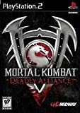 Mortal Kombat: Deadly Alliance - PlayStation 2