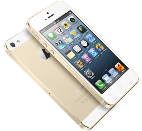Apple iPhone 5s 16GB - Gold - AT&T