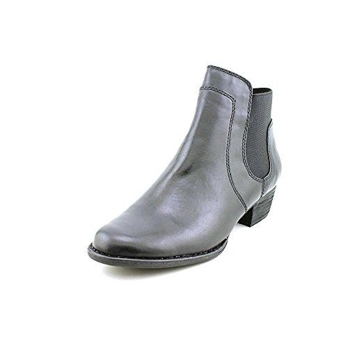 giani-bernini-womens-black-leather-ankle-boots-size-6-us