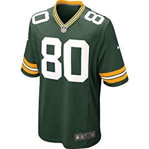 Green Bay Packers Donald Driver #80 NFL Youth Game Jersey, Green by Nike