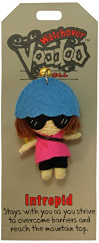 Watchover Voodoo Intrepid Doll, One Color, One Size