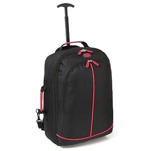 Karabar Cabin Approved Wheeled Backpack 55 x 35 x 20 cm - 3 Years Warranty!