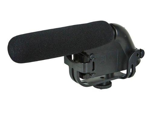 Shotgun Microphone For Dslr & Video Camera Product No: 600320