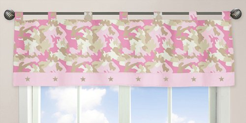 Pink Camouflage Bedding 1433 front