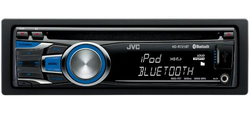 JVC KD-R721BT Bluetooth Handsfree Car Stereo