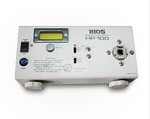 Digital Torque Meter Screw driver/Wrench measure/Tester HP-100/HP-10 (HP-100) by HIOS (Digital Torque Meter compare prices)