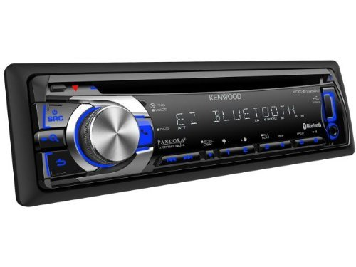 Kenwood KDC-BT652U Car CD/MP3 Player - 88 W RMS