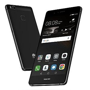 Huawei P9 Lite VNS-L23 Dual SIM Factory Unlocked 16GB (International Version - No Warranty) (Black)
