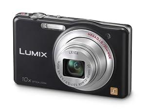 Panasonic Lumix DMC-SZ1EG-K Digitalkamera (16 Megapixel, 10-fach opt. Zoom, 7 cm (2,9 Zoll) Display, bildstabilisiert) schwarz