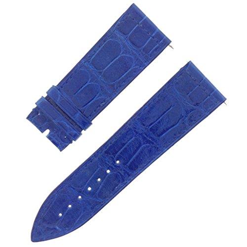franck-muller-08c-24-22mm-genuine-alligator-leather-shiny-blue-watch-band
