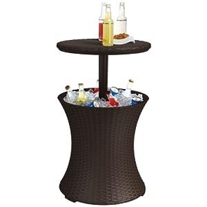 Keter Rattan Cool Bar
