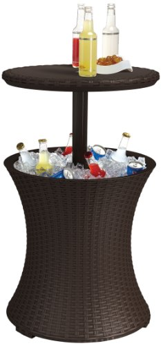 Keter Rattan Cool Bar image