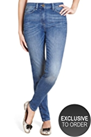 Twiggy for M&S Collection Skinny Jeggings