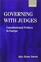 Governing with Judges: Constitutional…