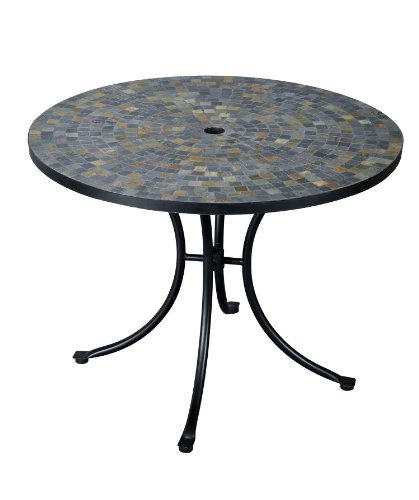 Home Styles 5601-36 Stone Harbor Round Dining Table picture