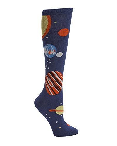 Sock It To Me Planets Knee High Socks