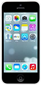 Apple iPhone 5C 8GB Smartphone - on Vodafone Network - White