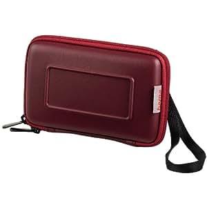 Hama 6,4 cm (2,5 Zoll)-Festplatten-Tasche EVA, Rot