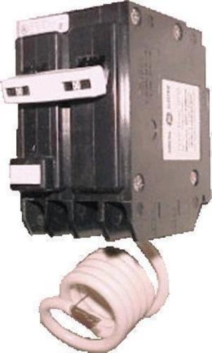 Ge Thql2150Gfp Circuit Breaker, 50 Amp